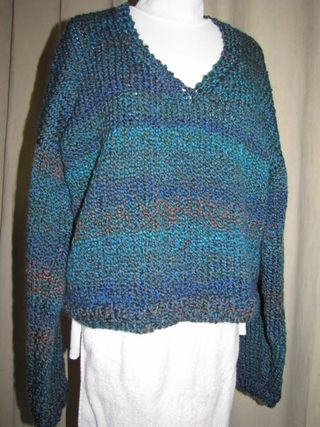 Knit-sweater-quick-v-neck-pullover-full